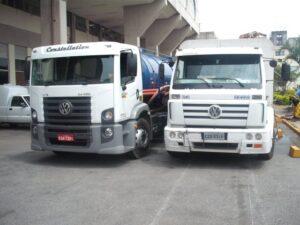 Transporte de Efluentes Industriais